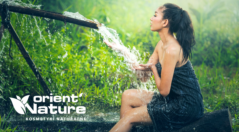 kosmetyki naturalne Orient' Nature kobieta