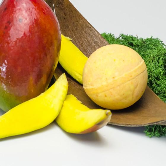 Witaminowa kula kąpielowa Mango