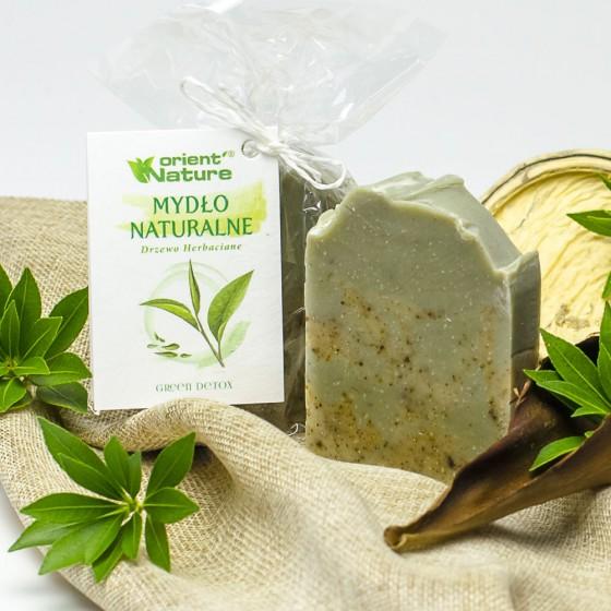 Mydło naturalne Drzewo herbaciane