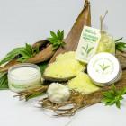 Masło naturalne do ciała Zielona herbata