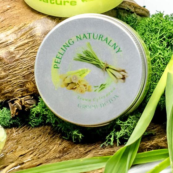 Peeling naturalny Trawa cytrynowa