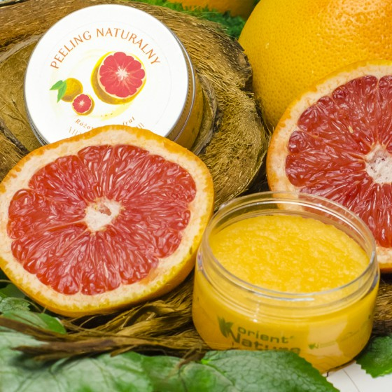 Peeling naturalny Grapefruit